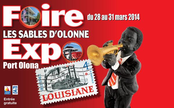 Foire Expo les Sables d'Olonne 2014