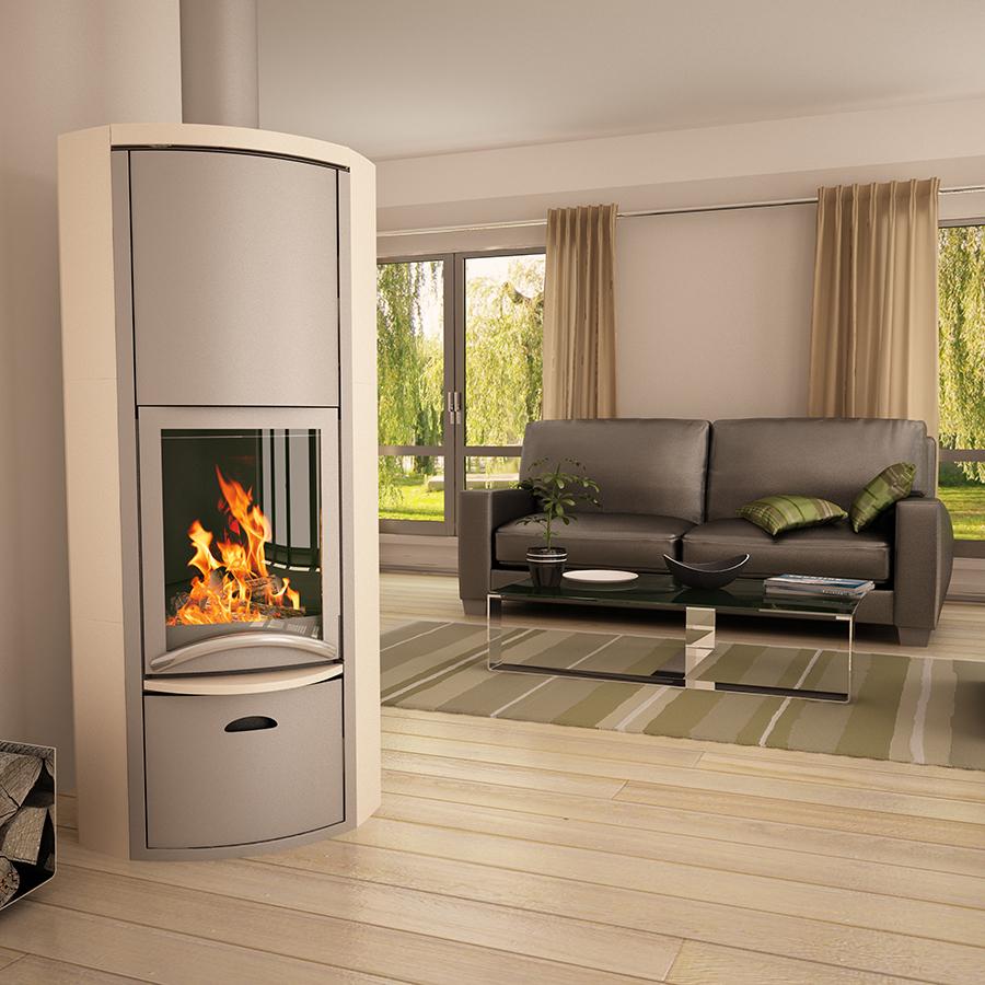 poele bois feu continu. Black Bedroom Furniture Sets. Home Design Ideas